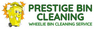 Prestige Bin Cleaning Logo