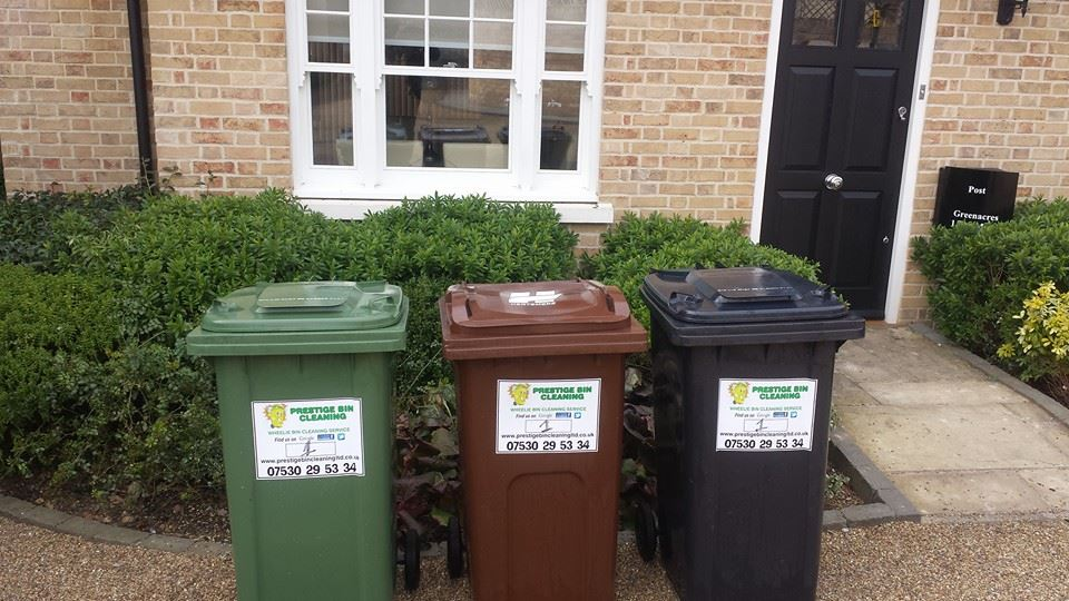 Domestic Wheelie Bin Cleaning by Prestige Bin Cleaning